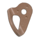 Планка болтова FIXE 1 BI-CHROME PLATED STEEL